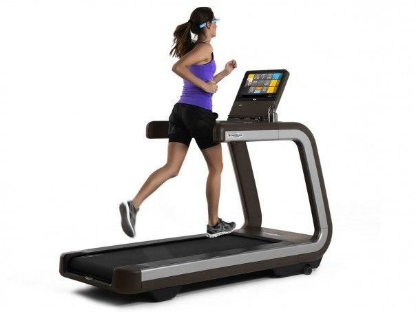 Google Glass Treadmill