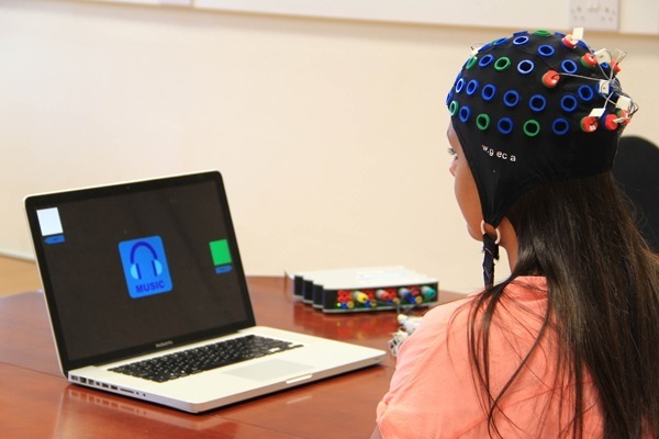 Mind-controlled Music Player built at University of Malta