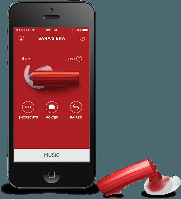 ERA by Jawbone Hands-Free Headset