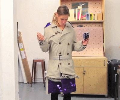 Joy Jacket Chocolate-Activated Wearable Helps You Better Express Yourself