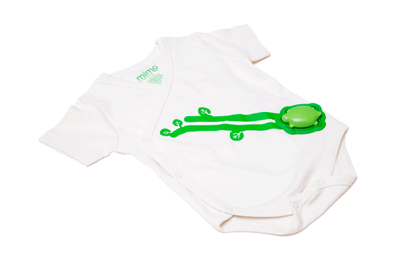 Mimo Baby Monitor: Wearable Device for Your Baby