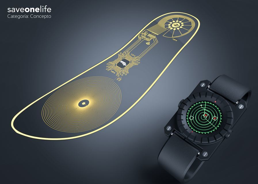 SaveOneLife: Wearable Landmine Detector