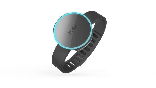 Moov Fitness Tracker 3D Maps The Object You Attach It To