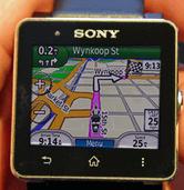 Garmin Navigation App For Sony SmartWatch 2