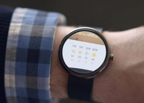 Google Getting Ready for Smartwatch Domination