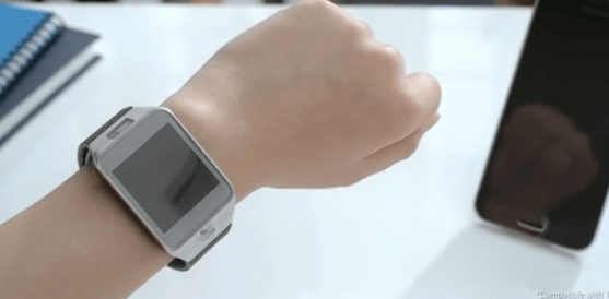 Samsung Gear 2: $299, Gear Fit $199