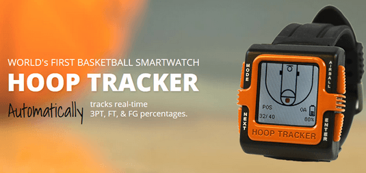 Hoop Tracker: Wearable for Basketball Fans