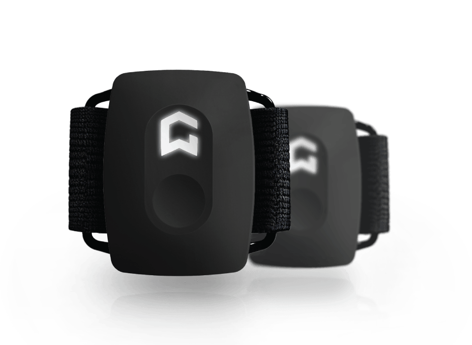GYMWATCH Wearable Sensor for Strength and Motion Analysis