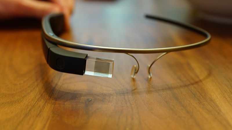 Google To Trademark Glass?