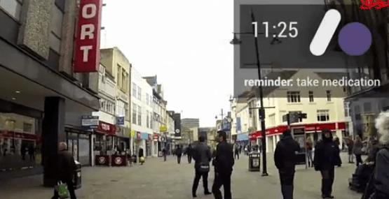 Google Glass For Parkinson's Patients?