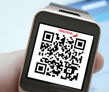 Samsung and Iberia Bring Boarding Passes to Gear 2