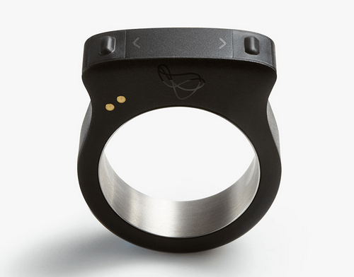 Nod Ring: Gesture Controls Using Your Fingers