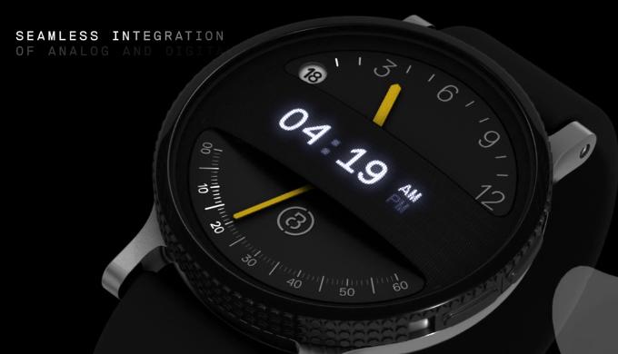 Span Smartwatch: Elegant, Functional