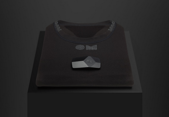 OM shirts: Smart Clothing To Track Your Health