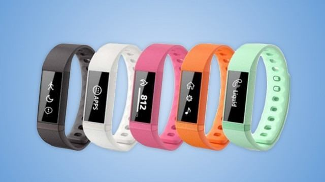 Acer's Liquid Leap Smartwatch