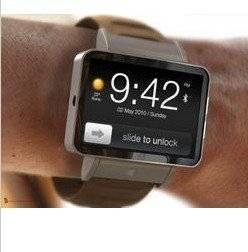 Apple iWatch Coming In October?
