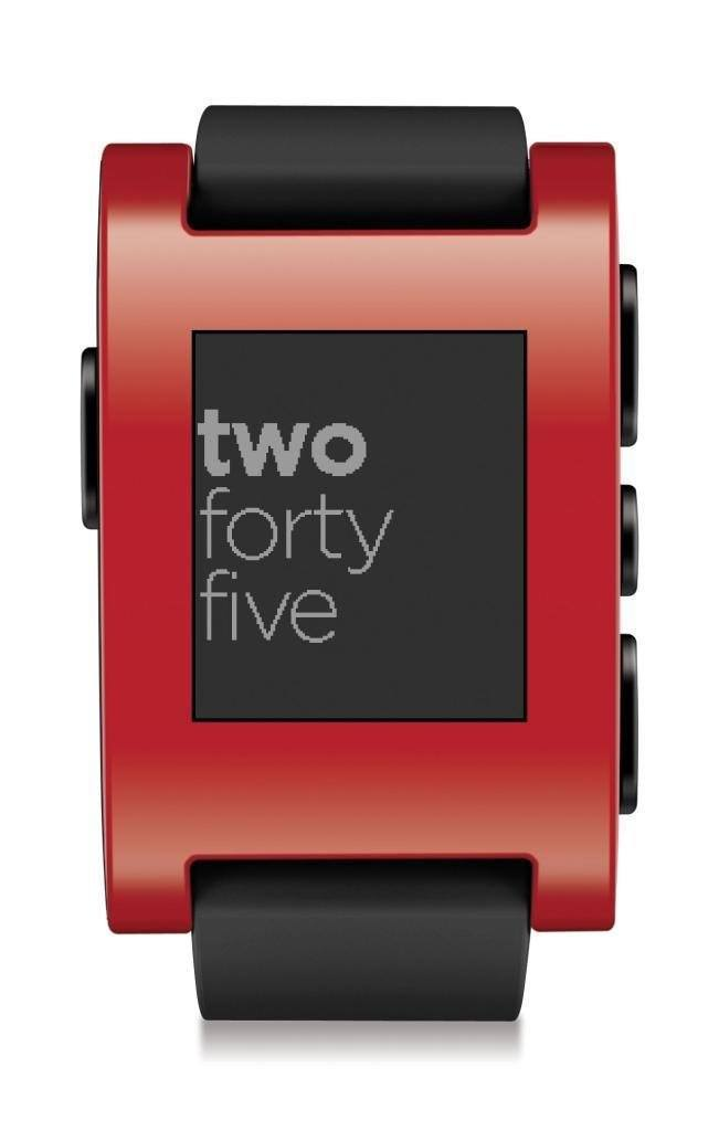 Pebble Smart Watch for iPhone and Android – $119