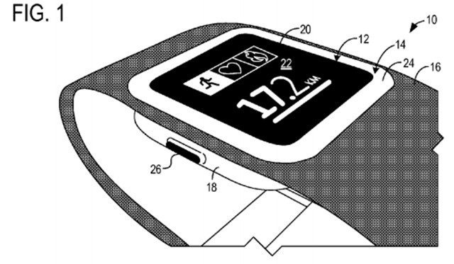 Rumor: Microsoft Smartwatch Spotted?