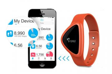 iChoice Star Activity Tracker with BMI Management