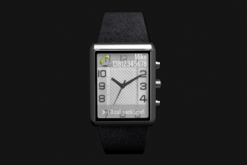 Linktop U2 Smartwatch & Graphene-based Thermometer Debut