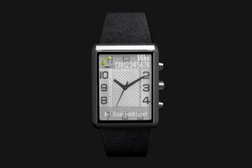 Haikara Smart Watch For The Fashion Savvy Cool Wearable