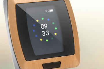 Zensorium Being: Wearable Tracks Your Mood, Heart Rate