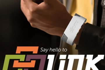 Link: Wireless Wristband w/ 1 TB SSD Storage