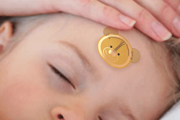 eSkin Smart Thermometer for Kids