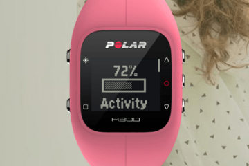 Polar A300 Fitness Monitor Makes You More Active
