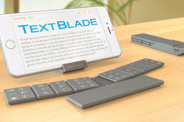 TextBlade for Smartphones & Tablets