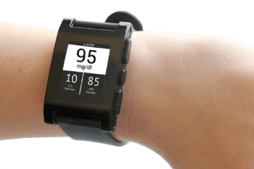 Diabeto: Access your Blood Glucose Data on Pebble