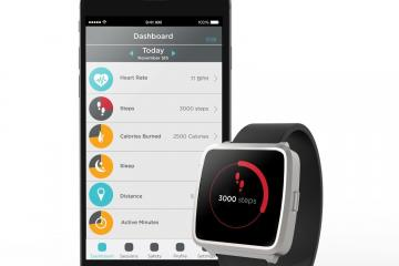 First Alert OneLink Personal Security and Fitness Watch