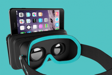Moggles: Virtual Reality Headset for Smartphones