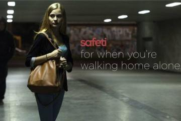 Safeti: Wearable Personal Safety System