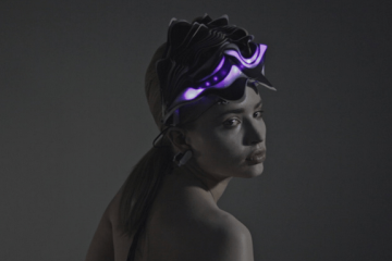 Synapse 3D Printed Wearable Is a Brain Helmet