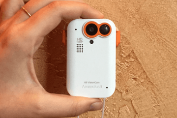 QindredCam Smart Wearable Camera