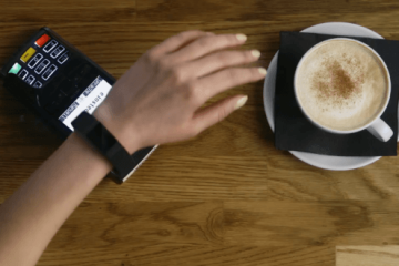 Wirecard Smart Band – Contactless Payment Wearable