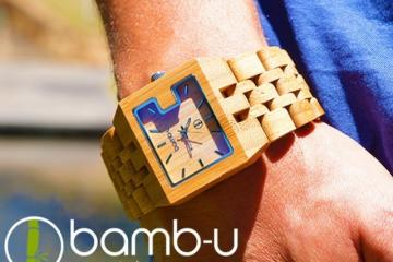 Bamb-u All Bamboo Watches