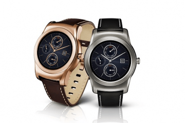 LG Watch Urbane Watch: Full Metal Smartwatch