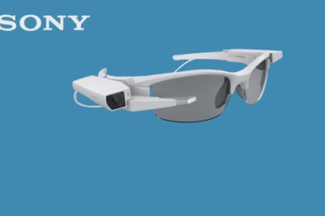 Sony's Single-Lens Display Module Turns Your Glasses Smart