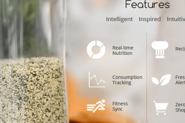 Neo Smart Jar Helps You Stay Healthy