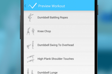 VimoFit: Android Wear Fitness Personal Trainer