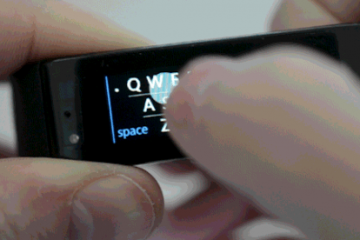 Microsoft Band Gets a Keyboard