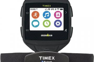 Timex Men's Ironman One GPS Watch w/ AT&T Plan