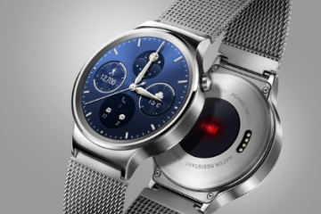 Huawei Android Wear Smartwatch Unveiled