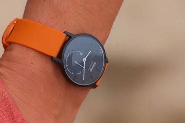 Withings Activité Watch Talks To Android Phones