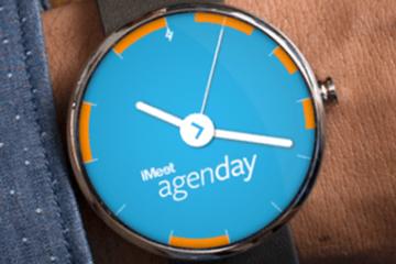 Agenday Smart Calendar for Smartwatches