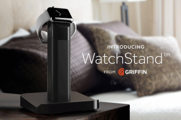 Griffin WatchStand for Apple Watch