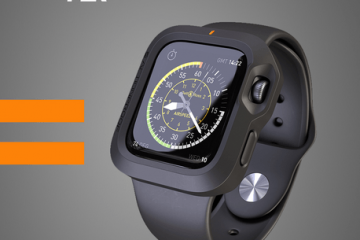 ACTIONPROOF Bumper for Apple Watch