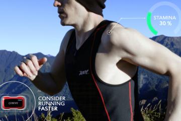 GoMore Stamina Sensor for Runners